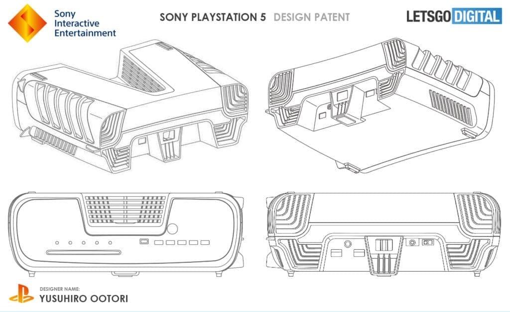 Photo de la Playstation 5