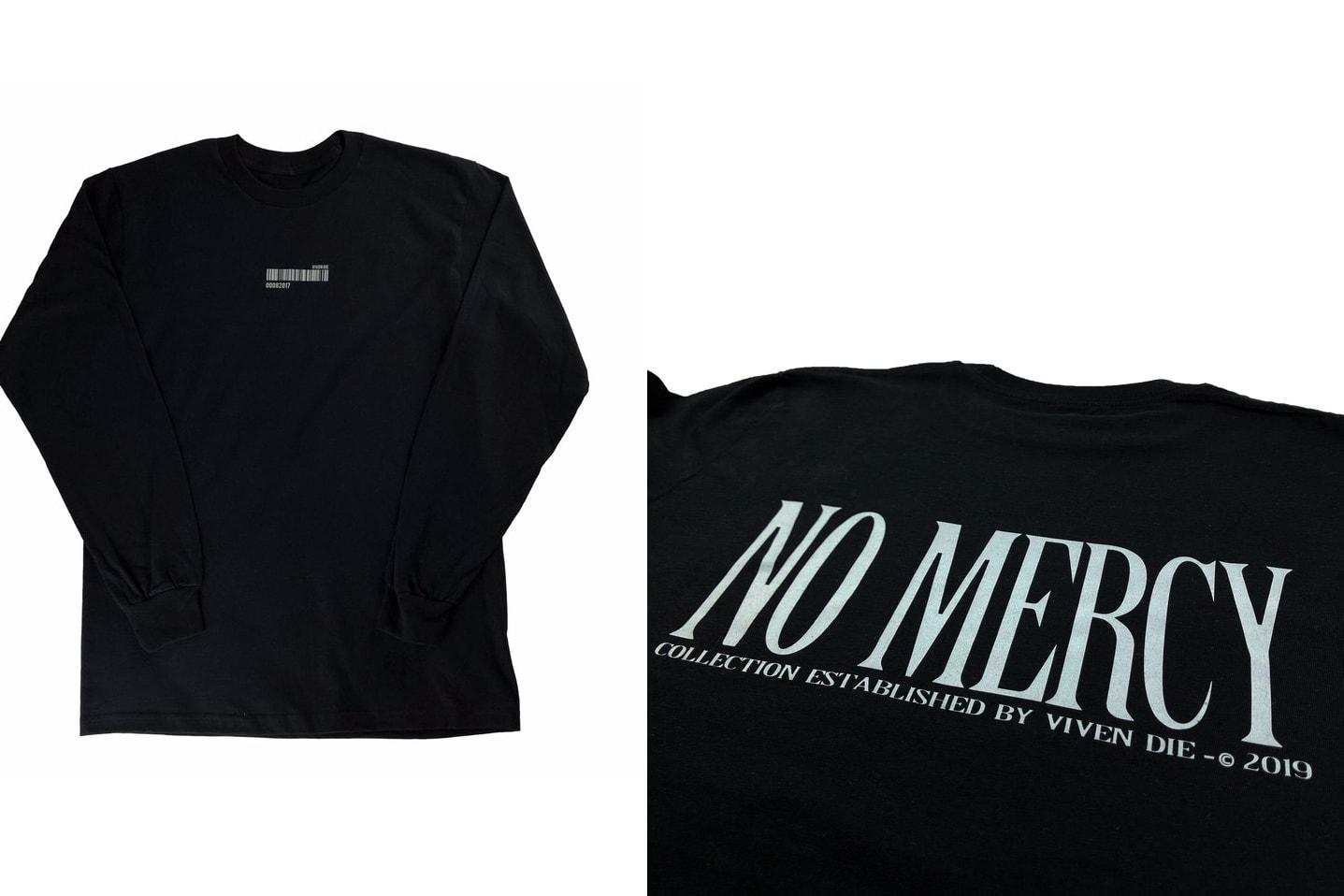 Saint Laurent Wasted Paris Études AMI t-shirts manches longues