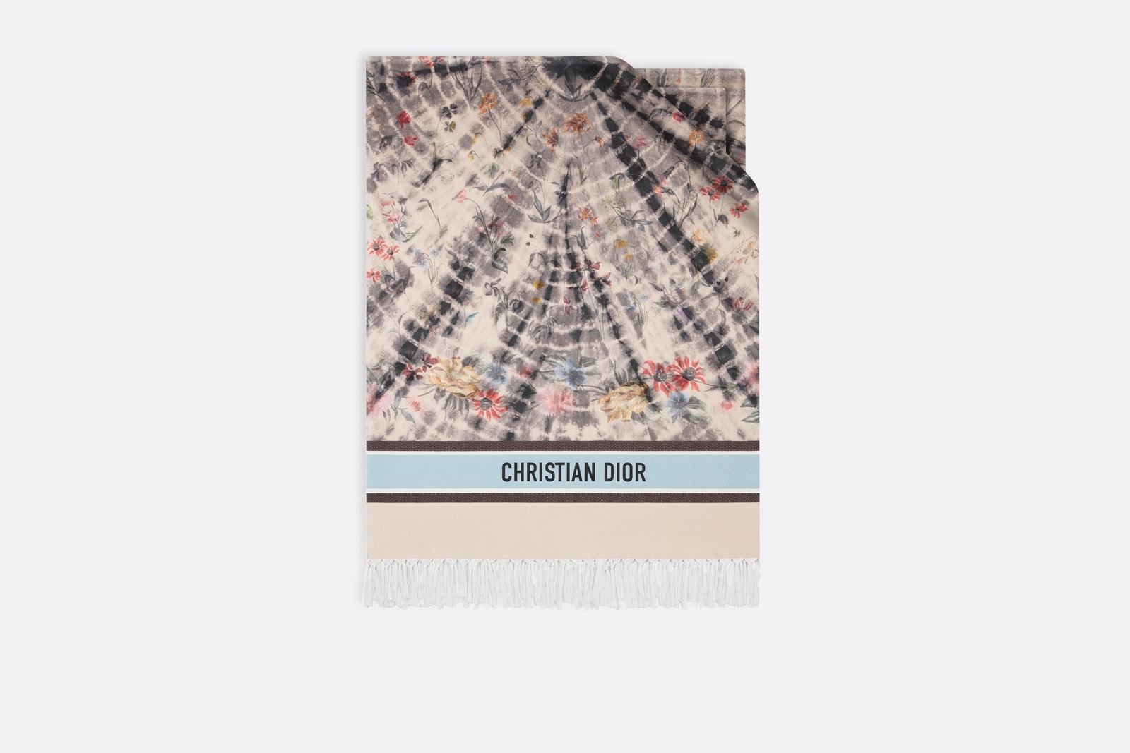 Supreme BAPE Dior Fendi Hermès adidas serviette plage sélection