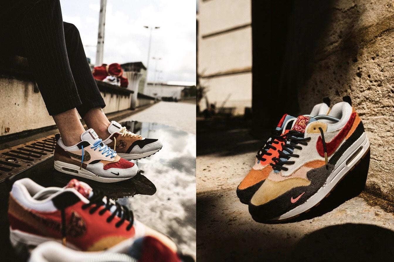 Photos de Off-White™ x Nike