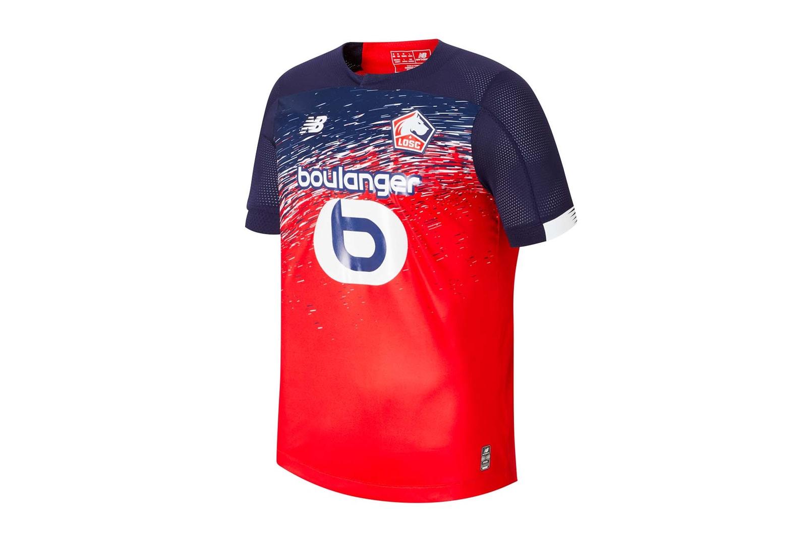 OL PSG Maillot 2020