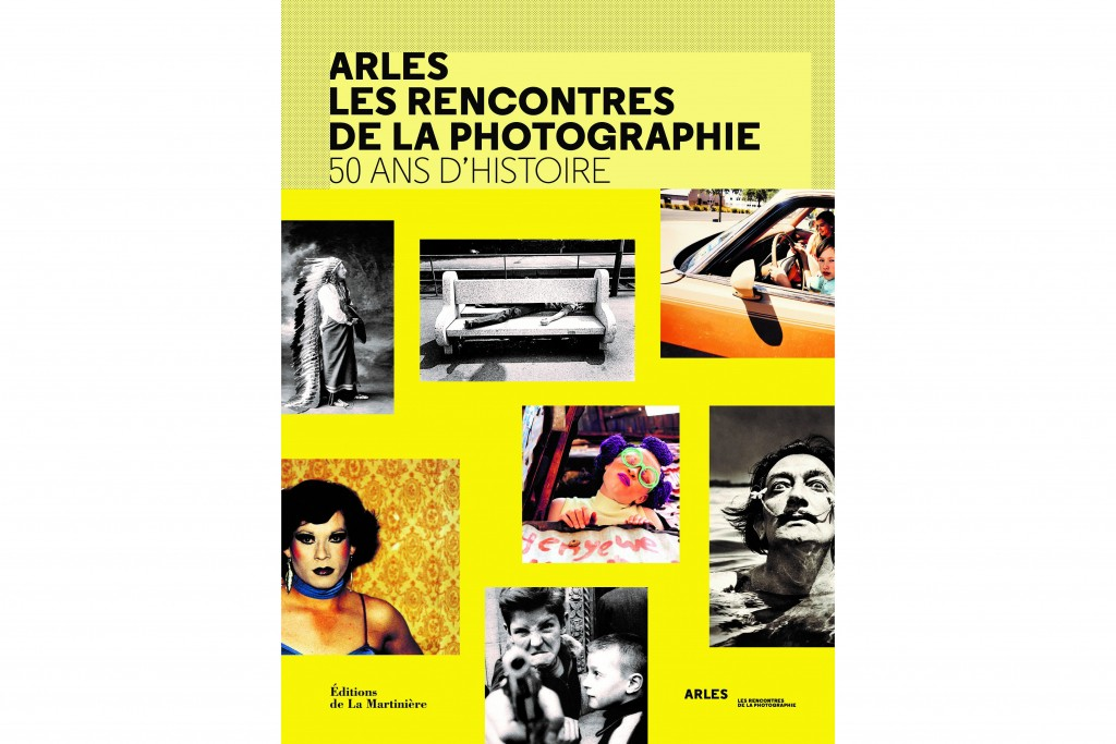 Photos livre Rencontres de la photographie