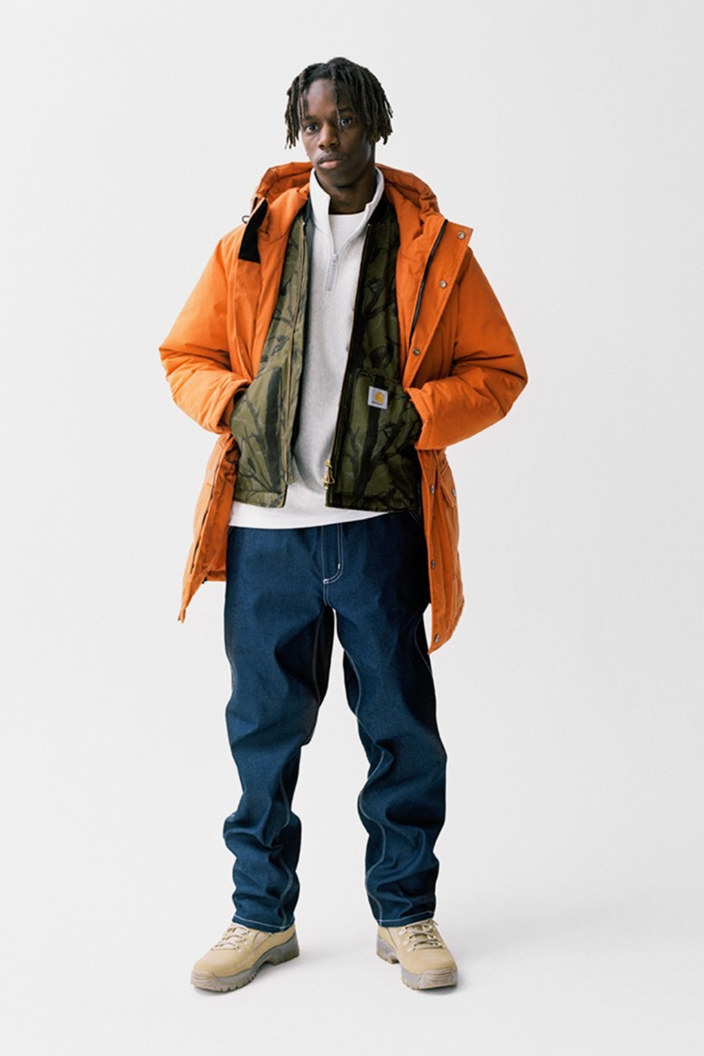 Photo Carhartt WIP Automne/Hiver 2019