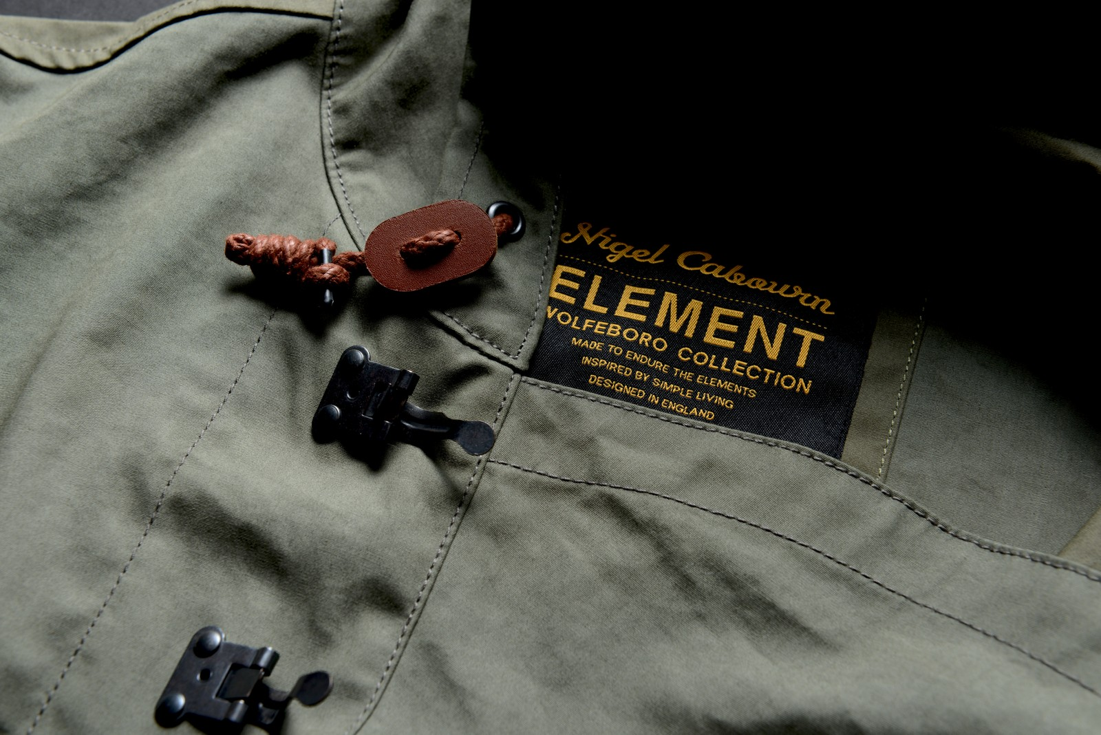 Photo Element x Nigel Cabourn