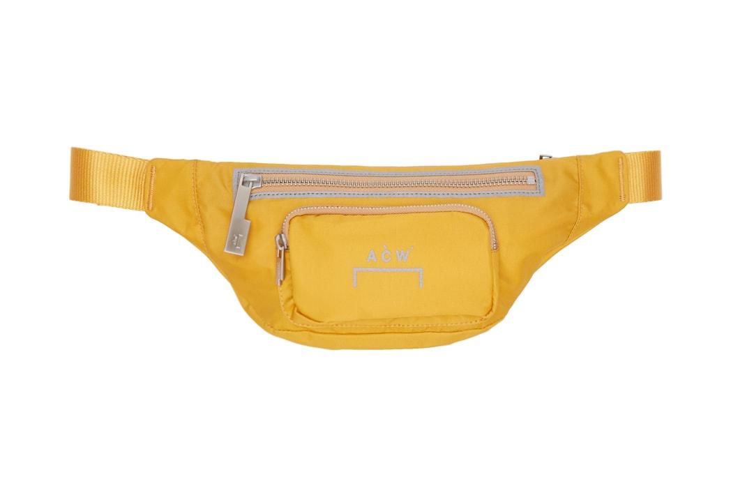 Gucci Raf Simons sac banane