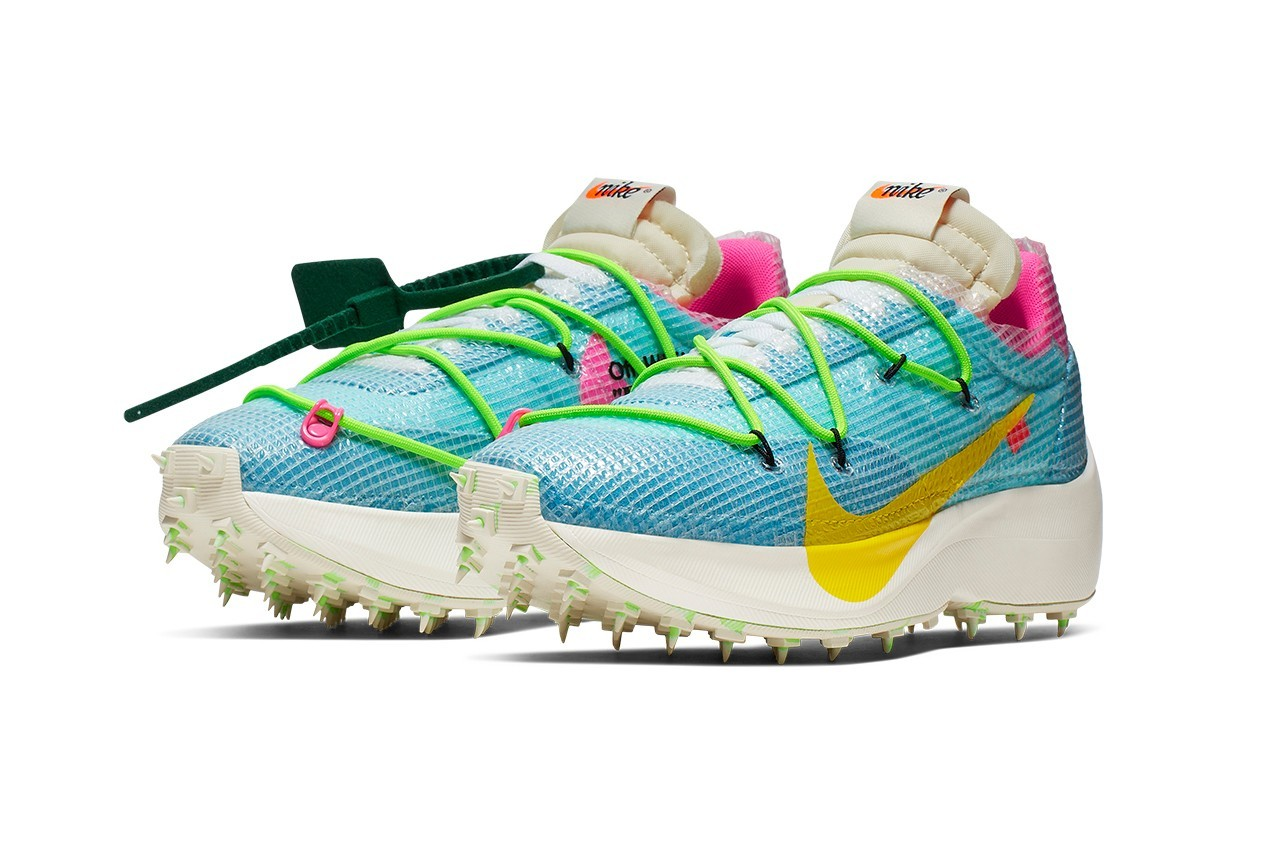 Nike Virgil Abloh Off-White Vapor Street