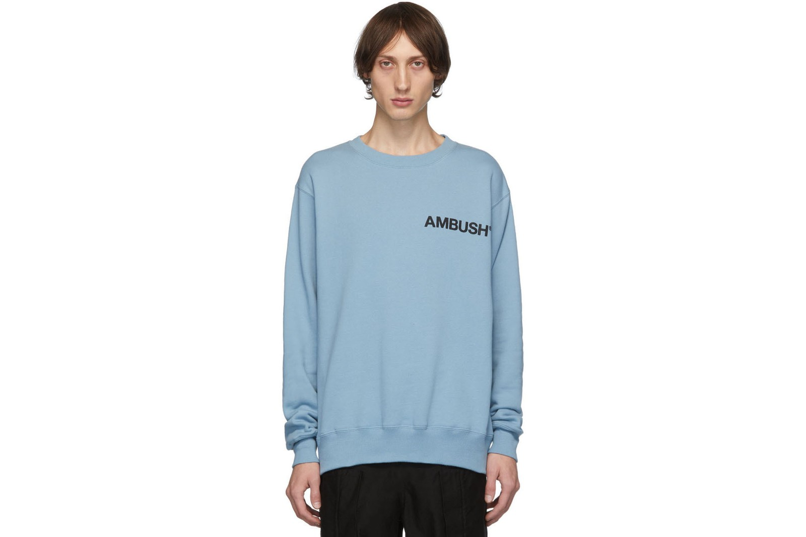 Off-White Burberry pull