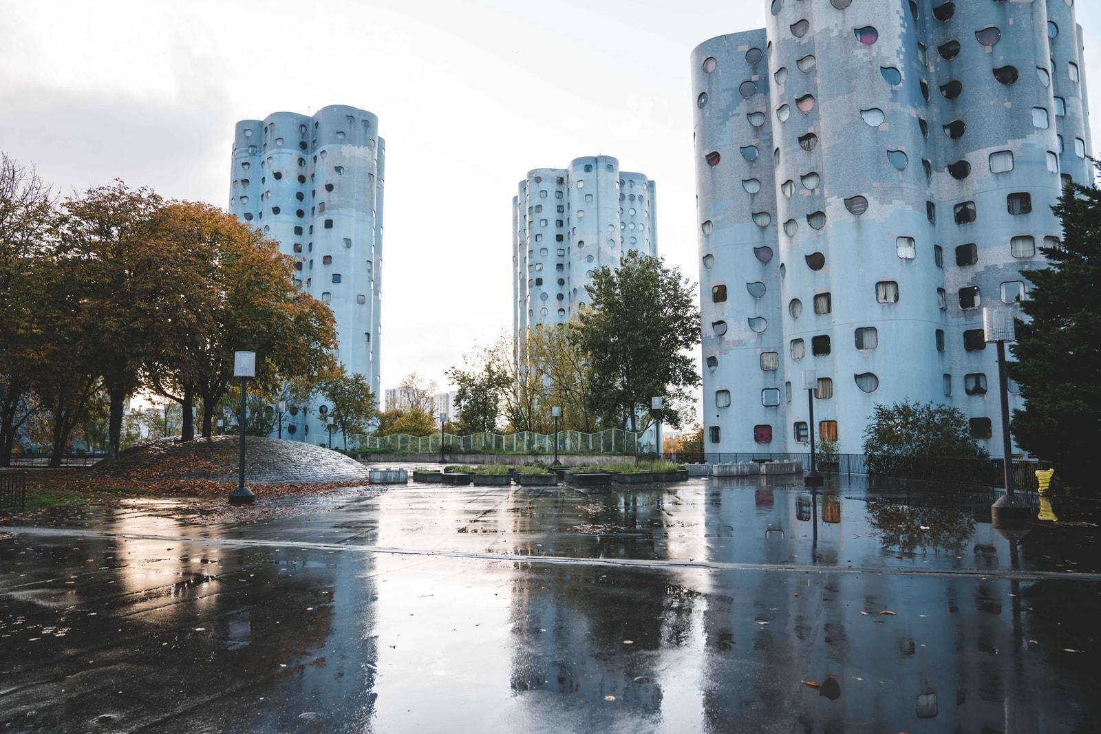 Photo Cité Pablo Picasso Assane Thiam