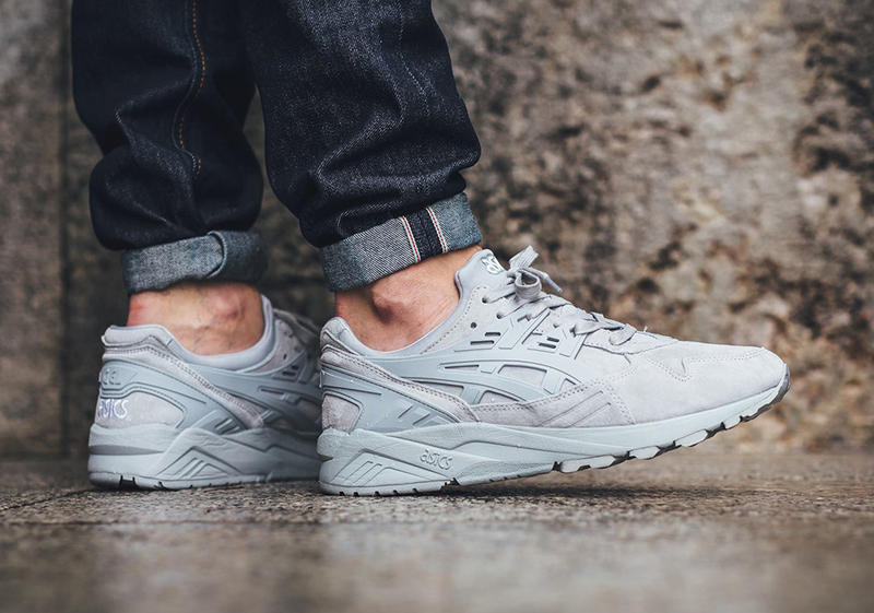 ASICS Tiger GEL-Kayano Trainer 推出全新「Light Grey」配色
