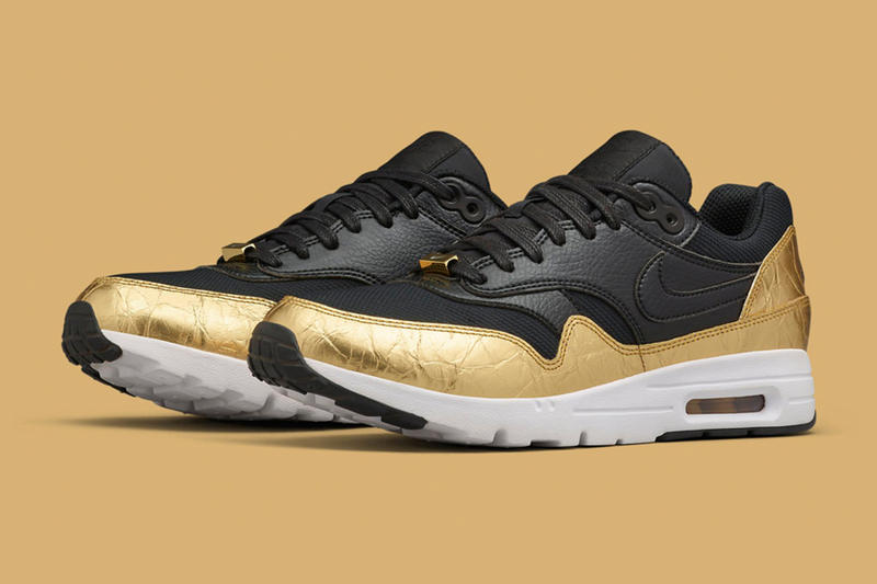 Nike WMNS Air Max 1 Super Bowl 50 別注配色