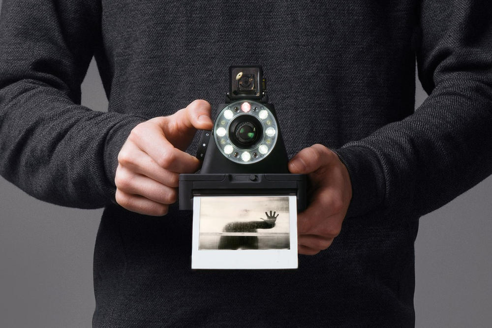 The Impossible Project 自主研發 I-1 即影即有相機