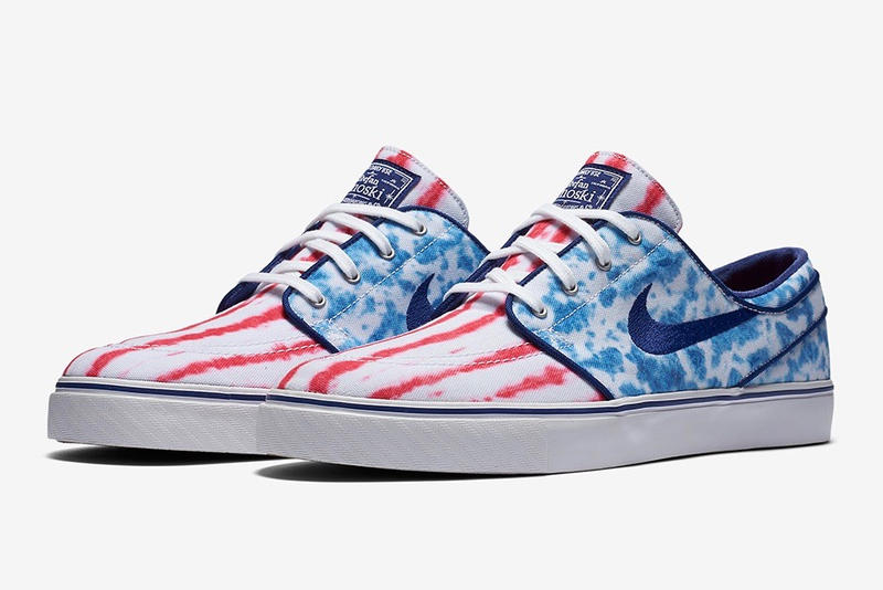 Nike SB 釋出 Zoom JANOSKI「USA」配色設計