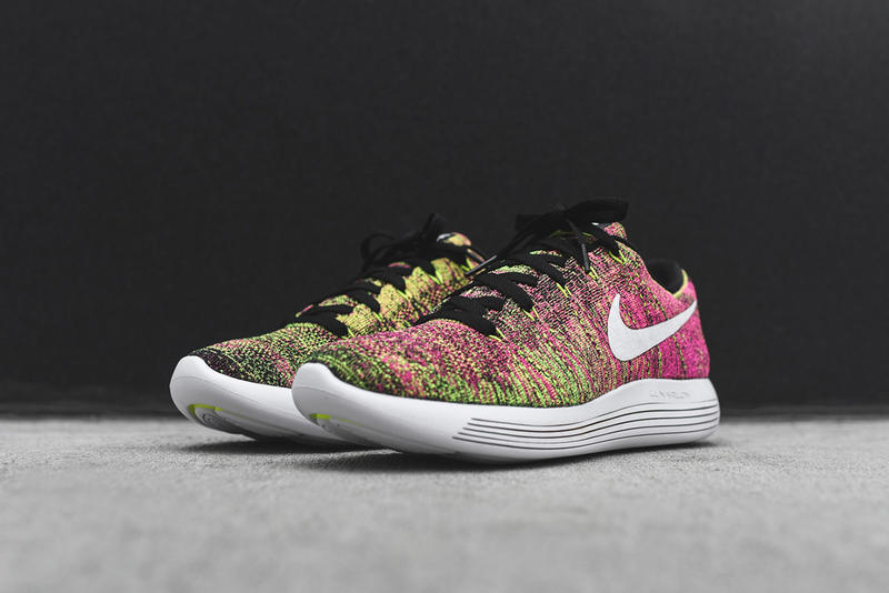f618aed4d5e60 nike lunarepic flyknit low multicolor