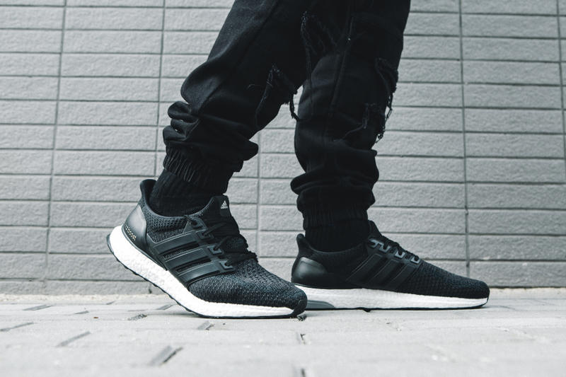 近賞 adidas UltraBOOST「Core Black」新作