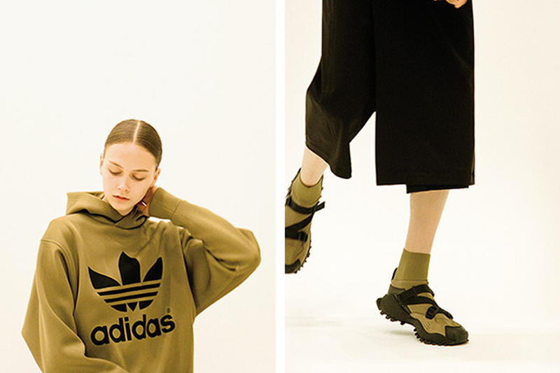 adidas Originals by HYKE 2016 秋冬造型系列