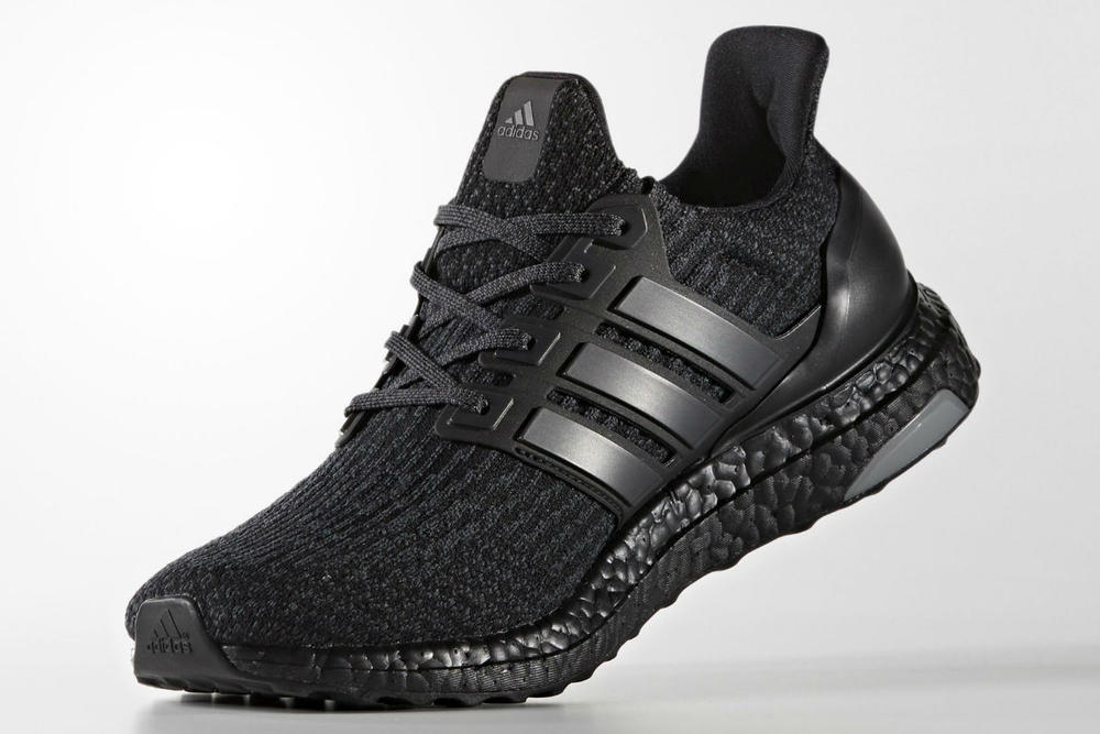 搶先預覽 adidas UltraBOOST 3.0「Triple Black」配色