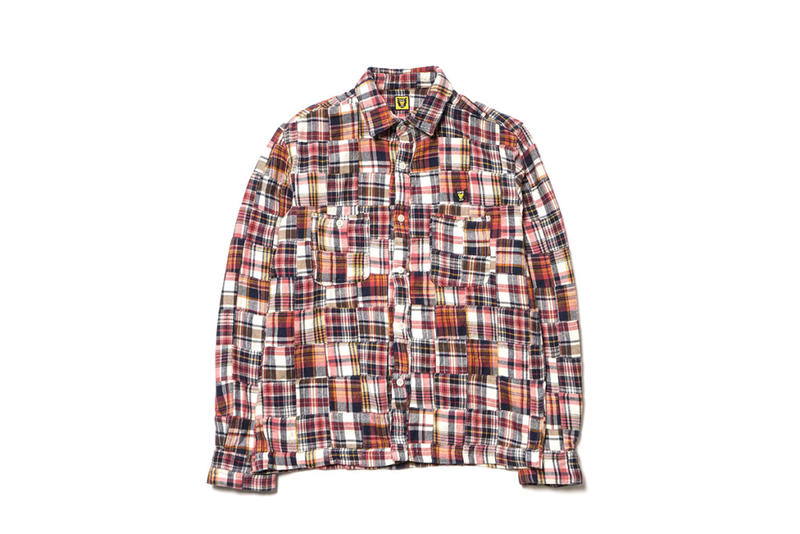 HUMAN MADE Patchwork Shirt