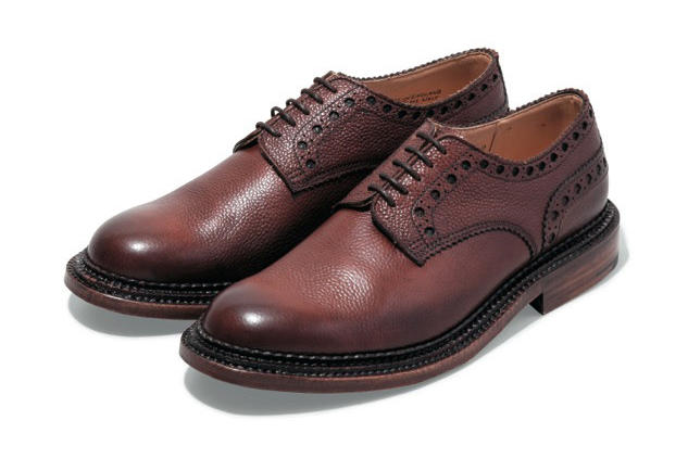 NEIGHBORHOOD teams up with GRENSON in new collection