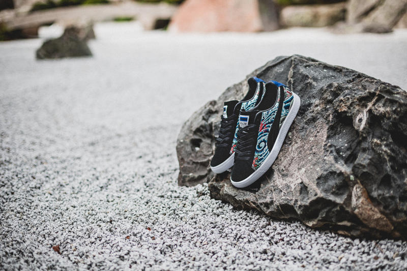 best authentic c4876 184e0 Puma teams up with atoms and ICHIBAY for new collaboration ...