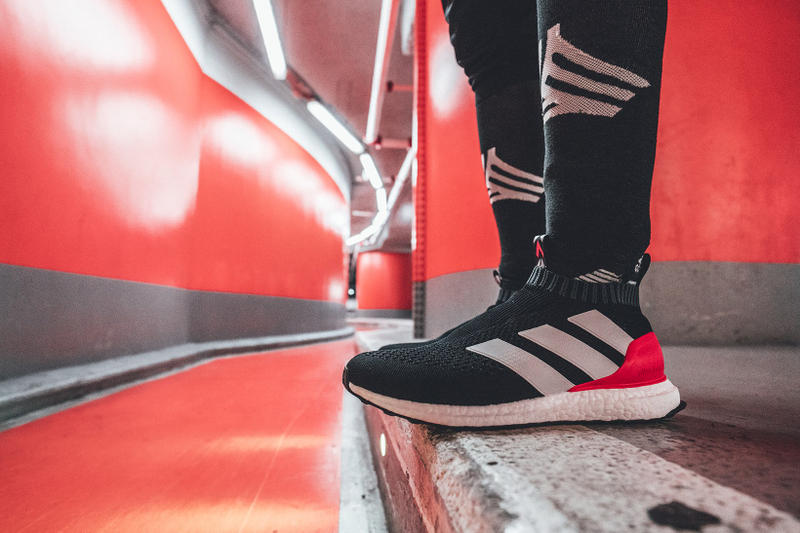"adidas ACE 16+ PureControl UltraBOOST ""Red Limit"""