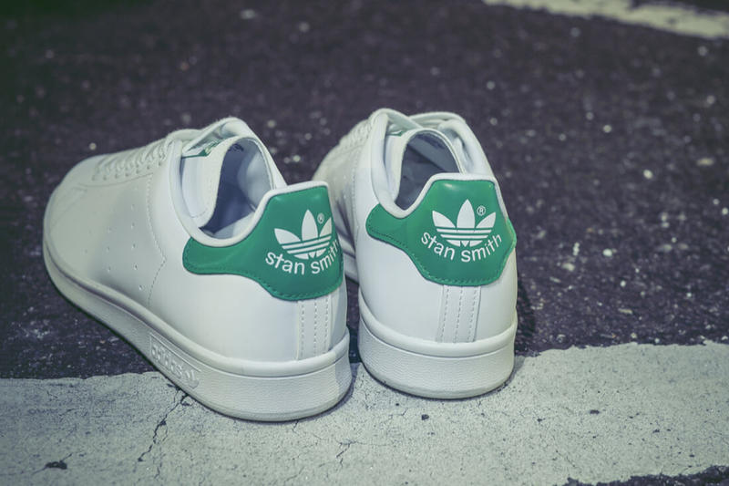 BILLY'S Exclusive Reflective adidas Originals Stan Smiths