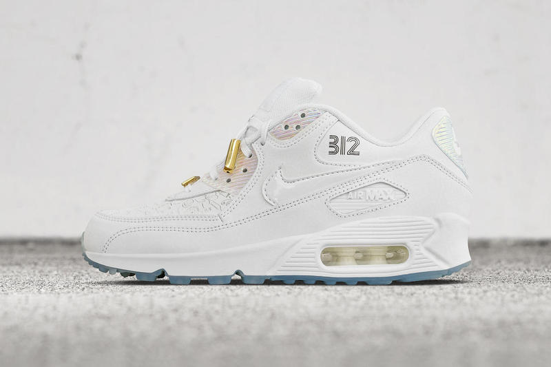 Nike Air Max 90 Chicago Exclusive