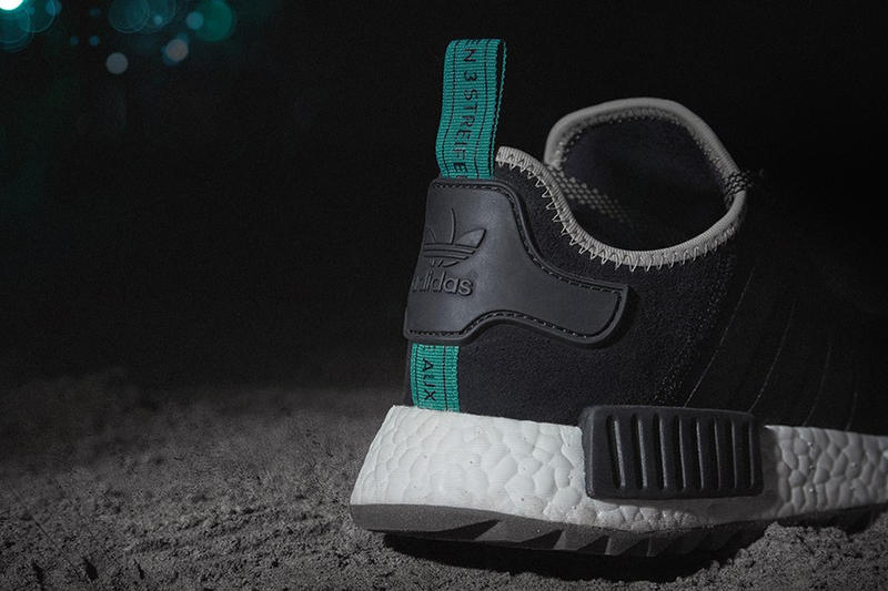 size? x adidas Originals NMD_R1 Trail