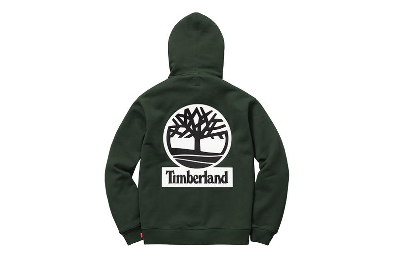 Supreme x Timberland 2016 Fall/Winter Capsule Collection