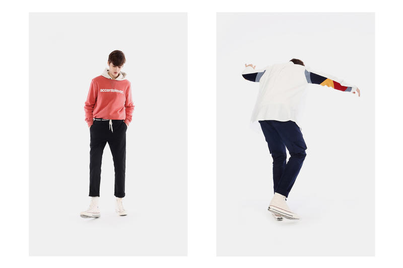 Accent Eleven 2017 Spring Lookbook