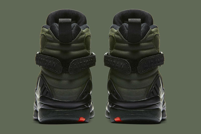 "Air Jordan 8 ""UNDFTD"" Official Images"