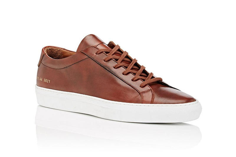 Barneys New York Exclusive Common Projects Collection
