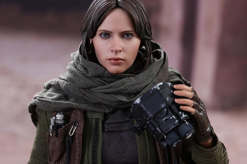hot toys rogue one 1/6 figures at sideshow