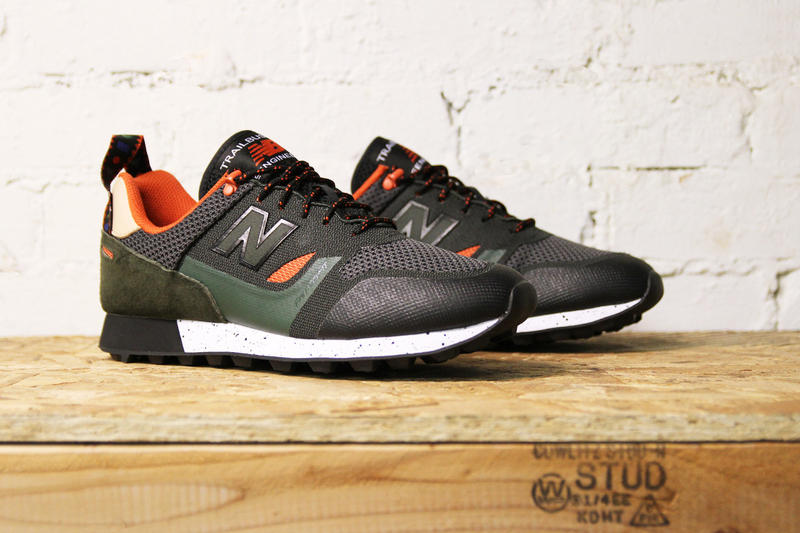 New Balance Trailbuster Re-Engineered Textile