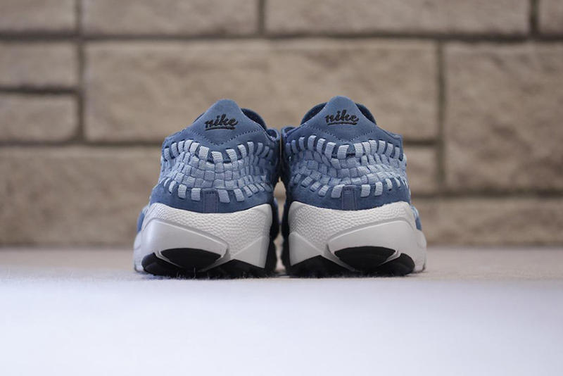 "Nike Air Footscape Woven ""Smoky Blue"""