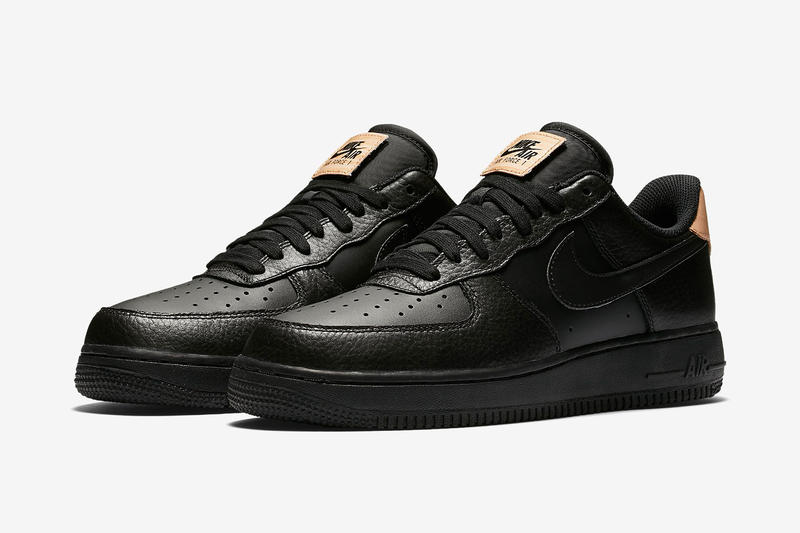 Nike Air Force 1 07 LV8 全新配色設計「Leather Tongue」