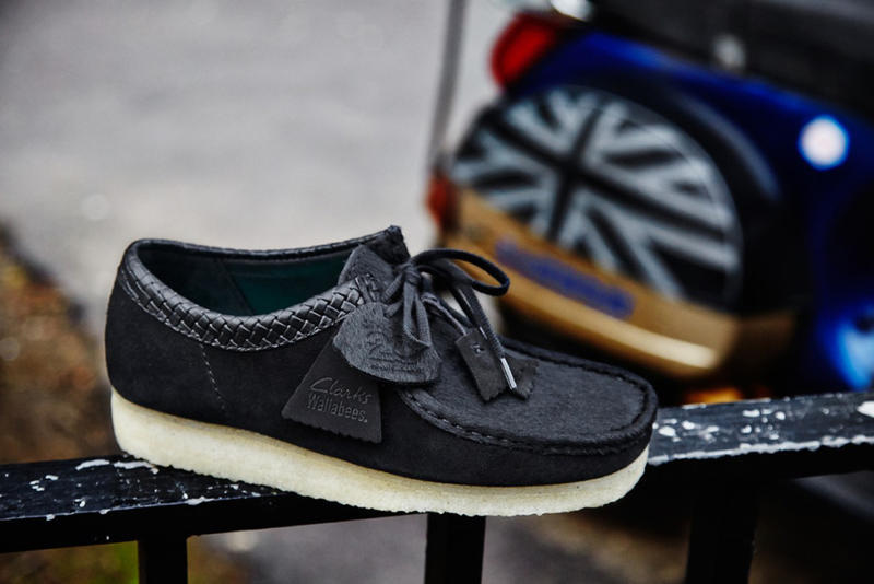 OFFSPRING 20th Anniversary Clarks Wallabee