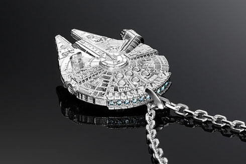 Star Wars Jewelry  Japan Exclusive Collection