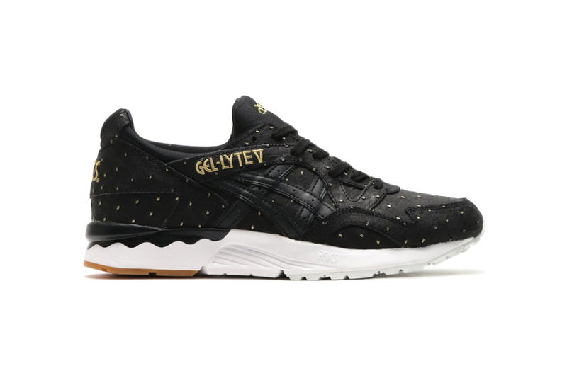ASICS Tiger Ostrich Leather Two-Pack