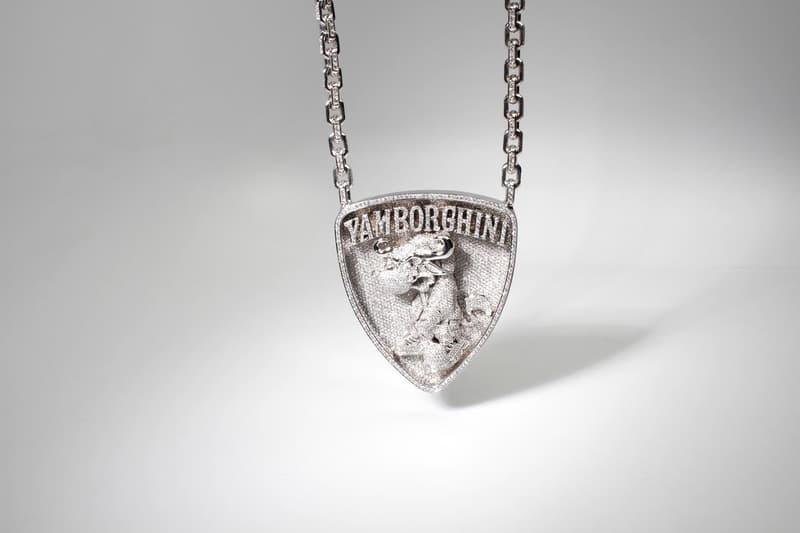 IF & Co. A$AP Ferg Custom Yamborghini Piece