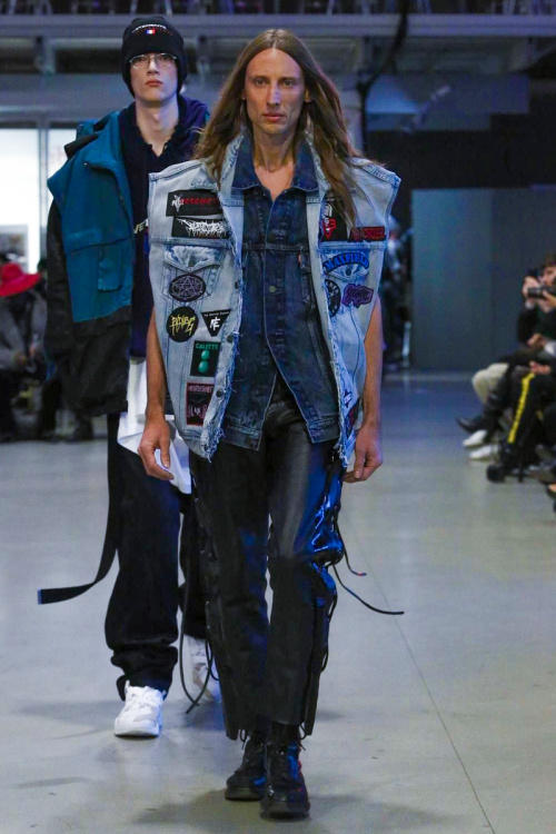 Vetements 2017 Fall/Winter Collection