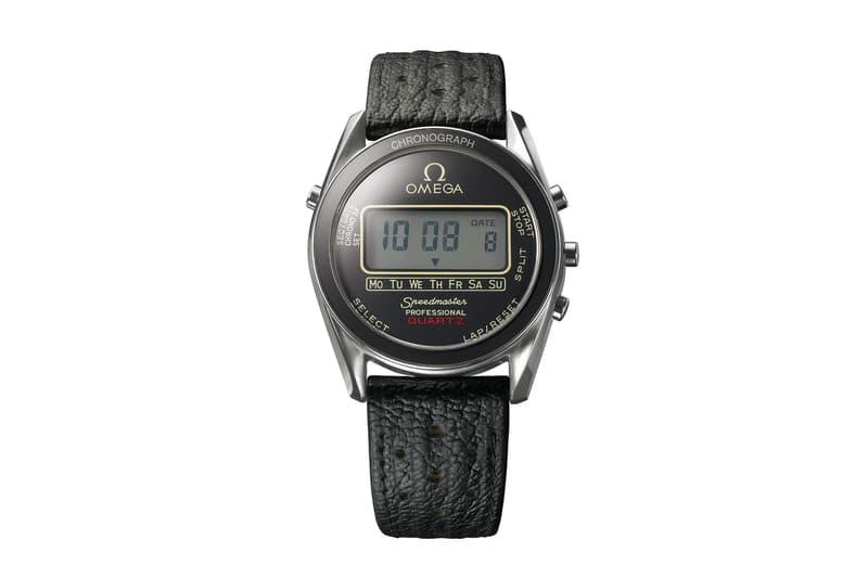 OMEGA Speedmaster 60 週年特集