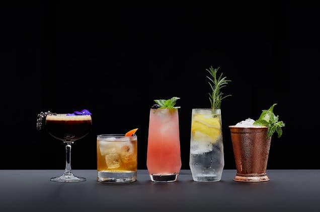 Grammy 推出 5 款特調 Cocktails