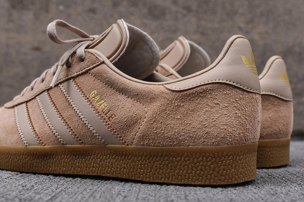 adidas Originals Gazelle 全新配色設計「Sand」