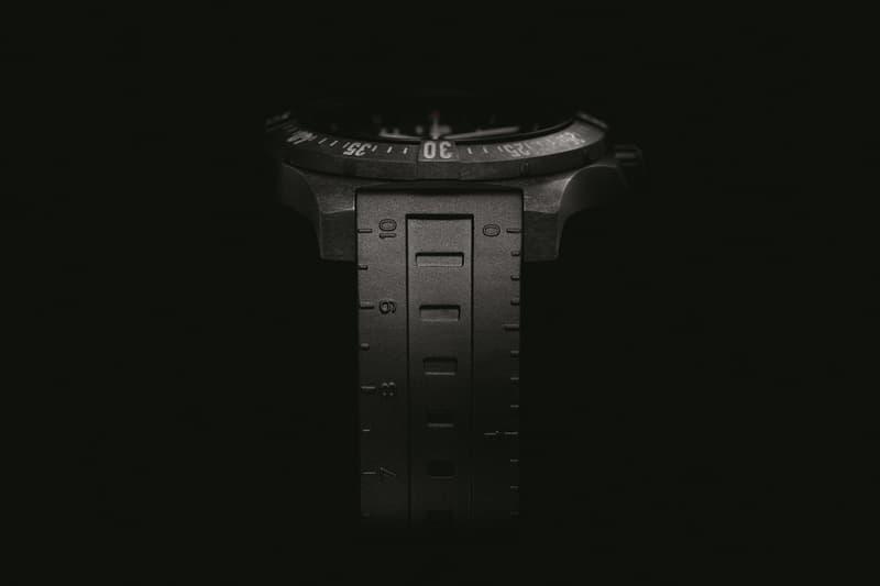 Baselworld 2017 前哨戰 – Breitling Colt Skyracer 火山黑配色時計