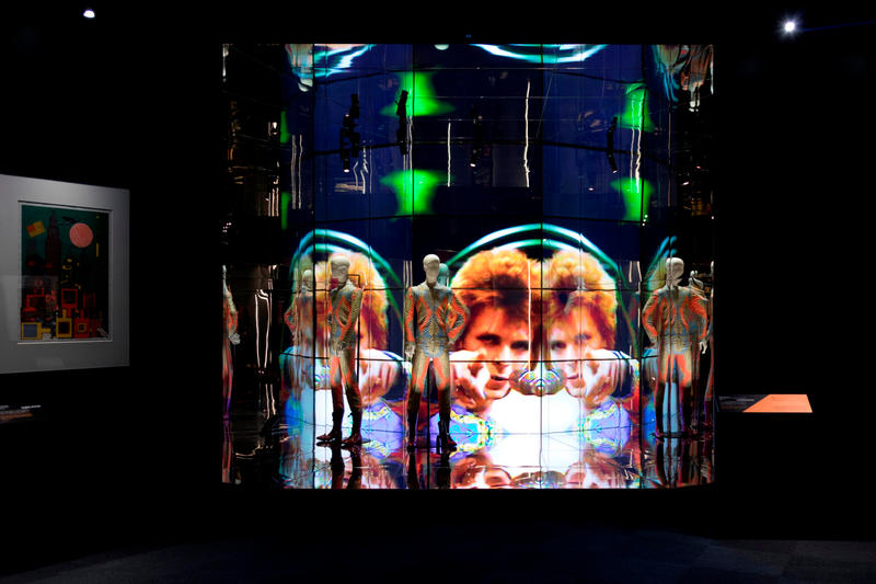 DAVID BOWIE is exhibition Tokyo review