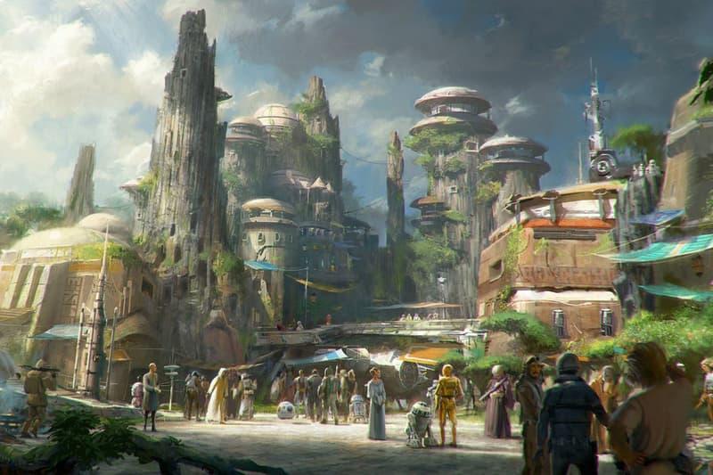 Disney Star Wars Theme Park Open 2019