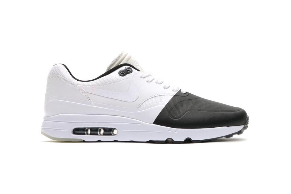 Nike Air Max 1 全新黑白撞色設計
