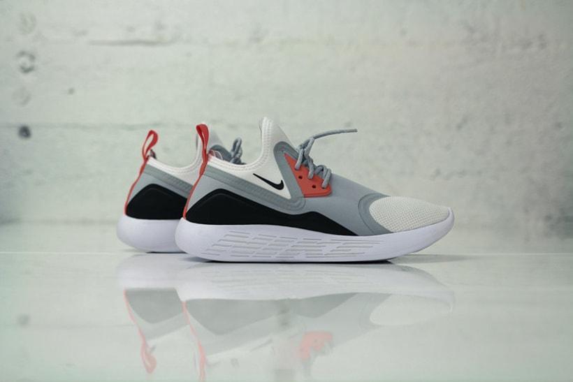 Nike LunarCharge 全新配色設計「Infrared」