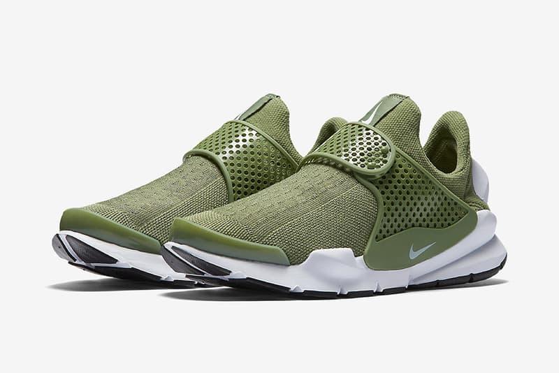 "Nike WMNS Sock Dart ""Palm Green"""