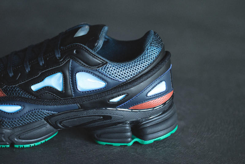 Closer Look Raf Simons adidas Ozweego 2